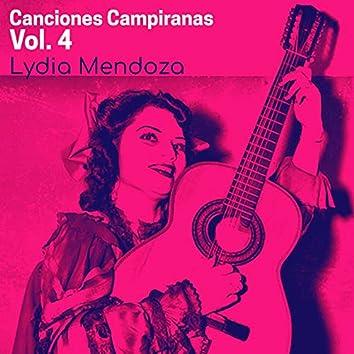Canciones Campiranas, Vol. 4
