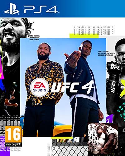 EA SPORTS UFC 4 (100% Uncut Edition) - deutsch spielbar - PEGI