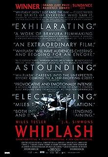 Best whiplash film poster Reviews