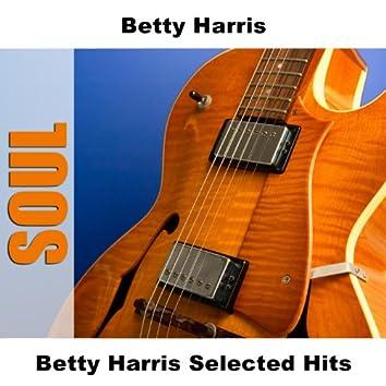 Betty Harris Selected Hits