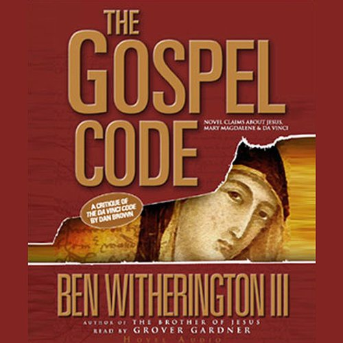 Gospel Code audiobook cover art