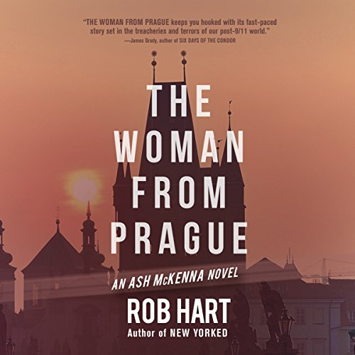 The Woman from Prague cover art