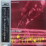 "CHARLIE PARKER PLAYS COLE PORTER チャーリー・パーカー・プレイズ・コール・ポーター [12"" Analog LP Record]"