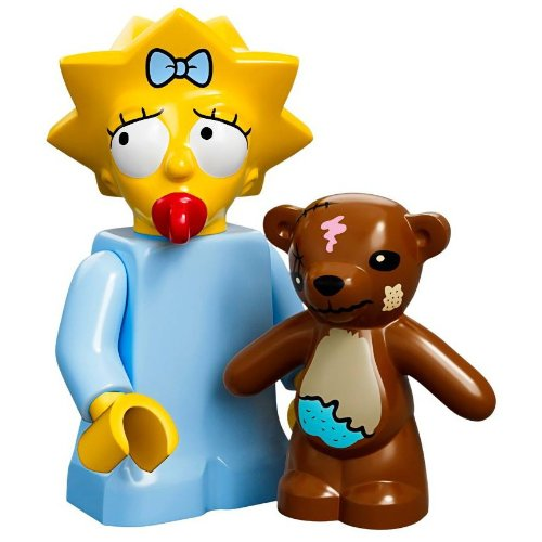 LEGO Minifiguren 71005 The Simpsons: Maggie Simpson