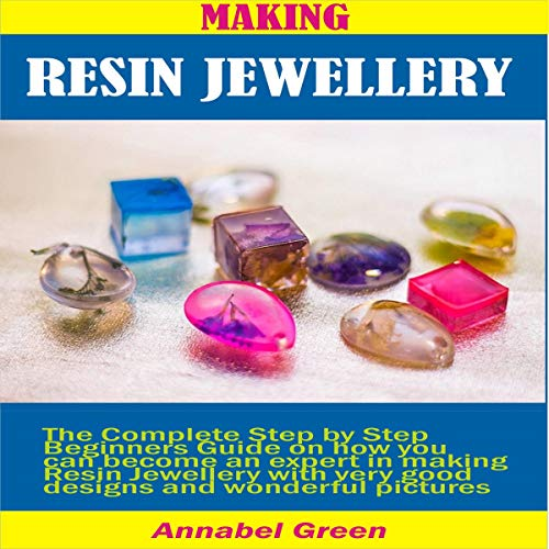 Making Resin Jewellery cover art