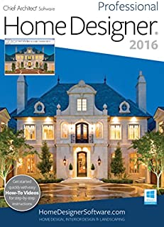 Home Designer Pro 2016 [PC] [Download]