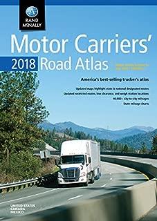 2018 Rand McNally Motor Carriers' Road Atlas