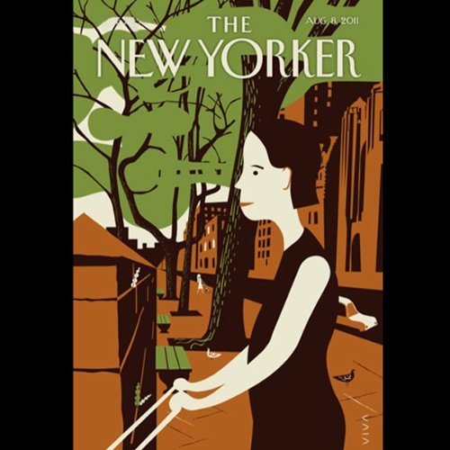The New Yorker, August 8th 2011 (Nicholas Schmidle, Adam Gopnik, Hendrik Hertzberg) audiobook cover art