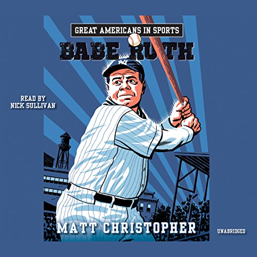 Great Americans in Sports: Babe Ruth audiobook cover art