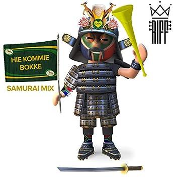Hie Kommie Bokke (Samurai Mix)
