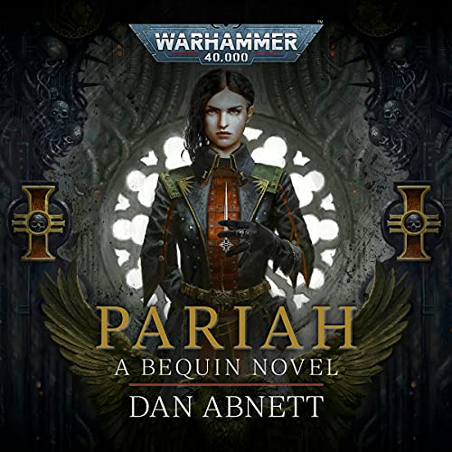 Pariah cover art
