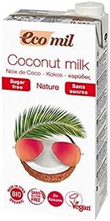 EcoMil 有機ココナッツミルク(無糖)1000ml