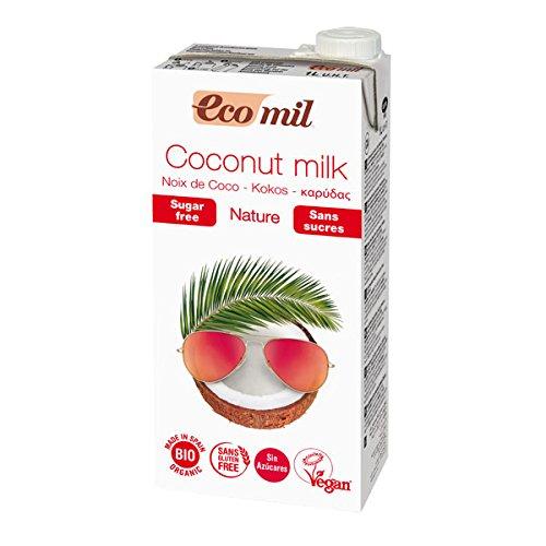 Prema(プレマ)『EcoMil 有機ココナッツミルク 無糖タイプ』