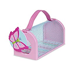 A butterfly home is a cute STEM birthday gift ideas for a 4 year old girl.
