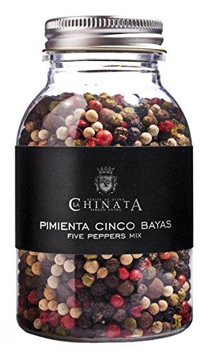 Pimienta Cinco Bayas (110 g) - La Chinata