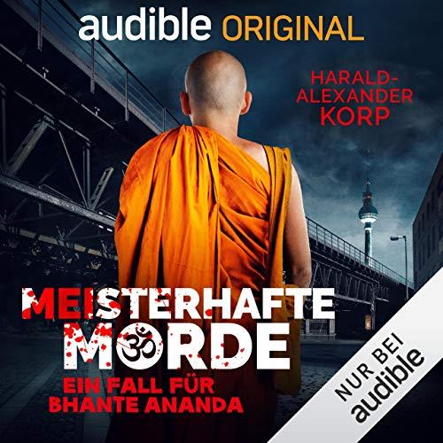 Meisterhafte Morde audiobook cover art