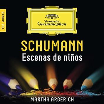 Schumann: Escenas de niños – The Works