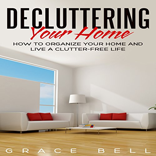 Decluttering Your Home audiobook cover art