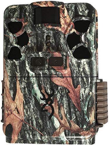 Browning Trail Cameras Patriot - Fototrappola FHD a doppio obiettivo, grafica mimetica, modello BTC-Patriot-FHD
