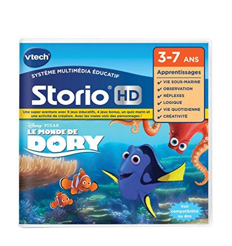 classement un comparer VTech Pixar Nemo Game HD Strio Finding Dolly 274905
