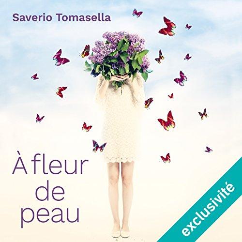 À fleur de peau audiobook cover art