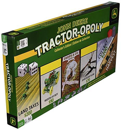 John Deere Monopoly Board Game