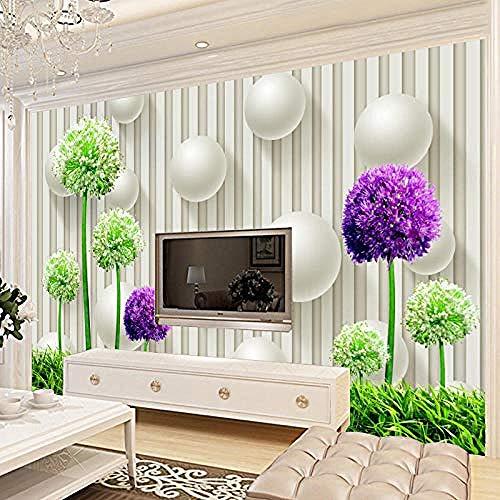 Fondos de pantalla 3D para dormitorio 3D Estéreo Sala de estar TV Fondo Papel de pared Simple Modern Pared Pintado Papel tapiz 3D Decoración dormitorio Fotomural sala sofá pared mural-200cm×140cm
