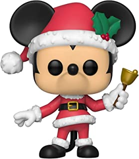 Funko Pop Figura De Vinil Disney: Holiday-Mickey Coleccionable, Multicolor (43327)