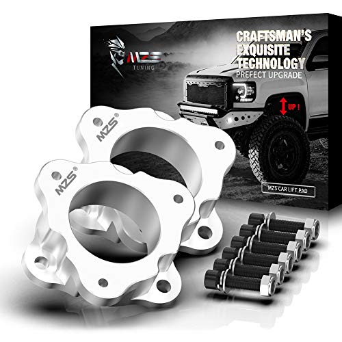 MZS 2.5 inch Front Leveling Lift Kit Compatible with Tahoe Silverado Avalanche Suburban 1500 | Sierra Yukon Pickup