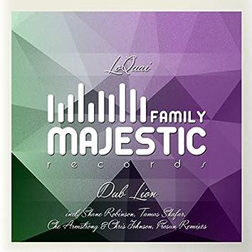 Dub Lion (Remix Edition Part One)
