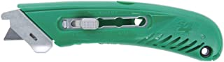 Safety Knife, 5-3/4 in, Green