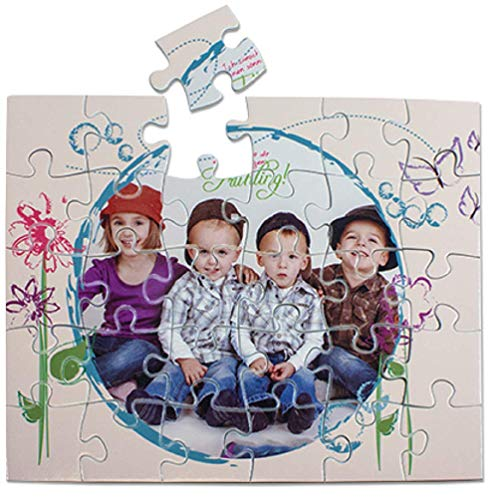 Schilderfeuerwehr Puzzle mit Foto und Text Hier selbst gestalten ✓ Fotopuzzle ✓ Kartonpuzzle ✓ Puzzlespass für die ganze Familie (190mm x 240mm / 30 Teile)