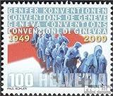Prophila Collection Suiza 2126 (Completa.edición.) matasellado 2009 Ginebra Convenio (Sellos para los coleccionistas)