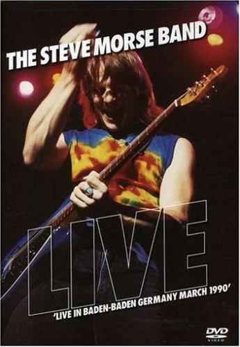 The Steve Morse Band: 'Live in Baden-Baden Super intense Mail order SALE 1990' Germany March