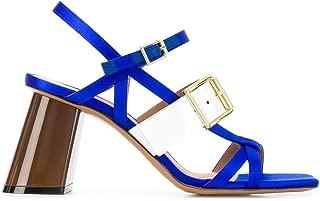 Marni Luxury Fashion Womens SAMS001308TV564ZL758 Blue Sandals | Season Permanent