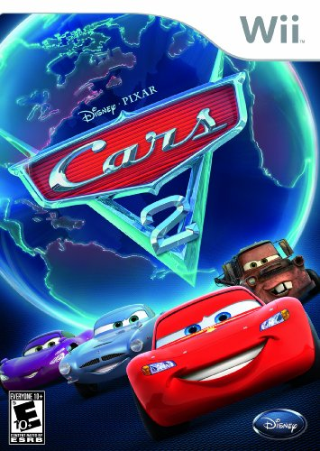 Cars 2: The Video Game - Nintendo Wii by Disney Interactive Studios