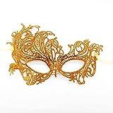1 pieza máscara de encaje máscara veneciana máscara de ojo sexy mujer con diamantes de imitación para disfraces de mascarada fiesta bola baile