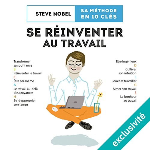 Se réinventer au travail  audiobook cover art