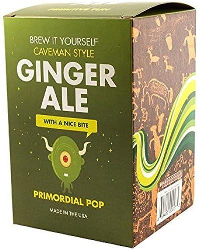 Ginger Ale Brauset