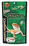 Pedigree Wholesale Ltd Hikari Herptile Dragon Gel Reptile Food Complete Diet for Insect & Vegetable Eating Lizards, Live Feed Replacement for Bearded Dragons, Ocellated Lizards & Water Dragons