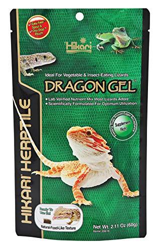 HIKARI Herptile Dragon Gel Reptile Food Complete Diet for Insect & Vegetable Eating...