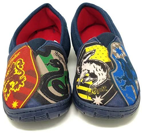 Wlamb Harry Potter Hogwarts Boys Slippers