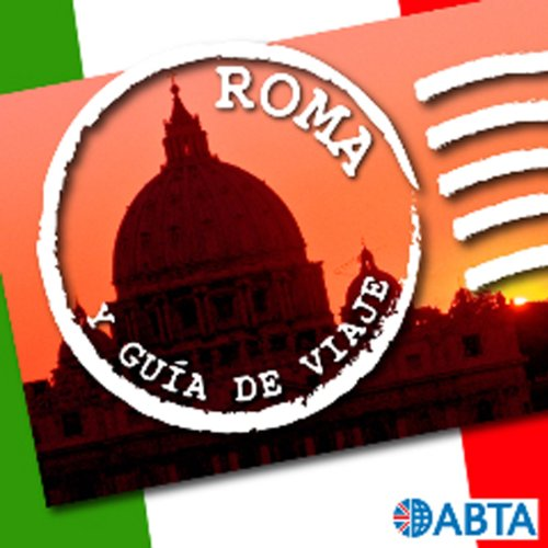 Roma [Rome] audiobook cover art
