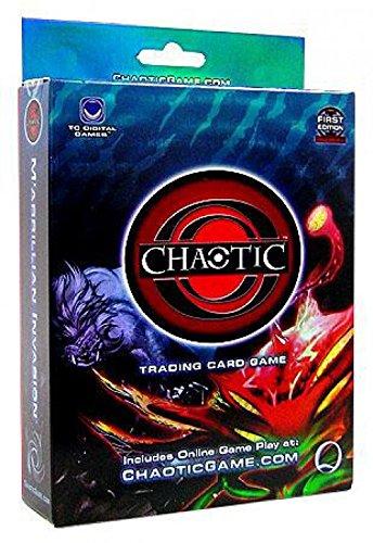 Chaotic Card Game M'arrillian Invasion Starter Deck 2.0 Underworld