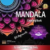 Mandala Coloring Book for Beginners: Mandala Coloring Book for Adults and Kids Big Mandalas to Color for Relaxation