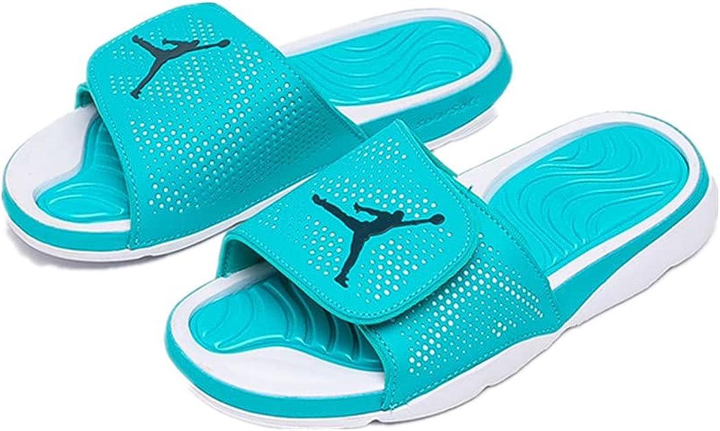 Mens Athletic Our shop most popular Award Adjustable Slide Lightweight Sandals Comfor Velcro