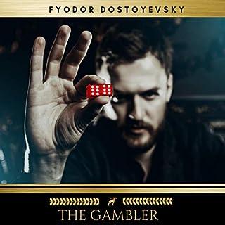 The Gambler audiobook cover art