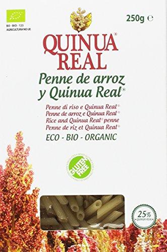 Quinua Real Penne - Paquete de 6 x 250 gr - Total:...