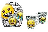 Coriex Emoji Geschenkeset, Mehrfarbig, M -