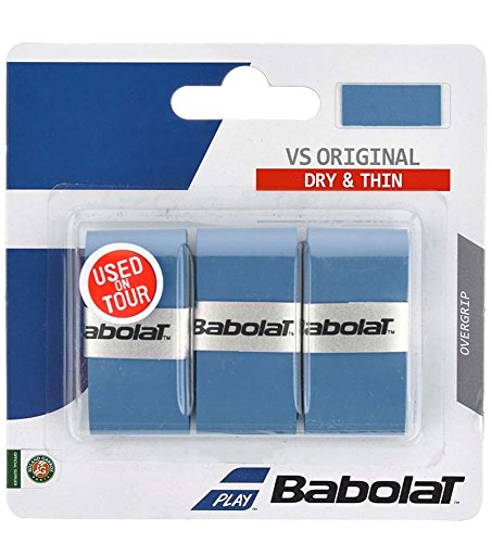 Babolat VS Grip Original 3er blau Overgrip, One Size
